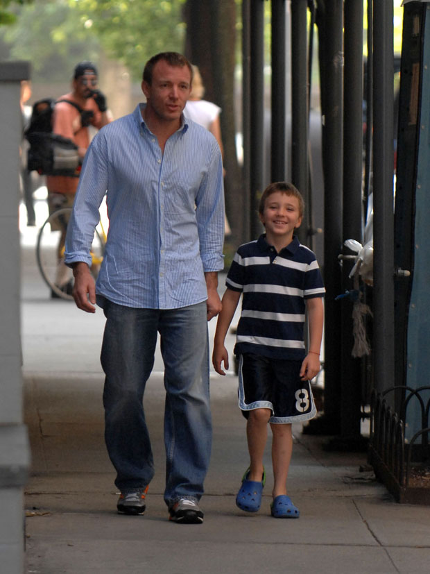 Guy Ritchie, Rocco Ritchie