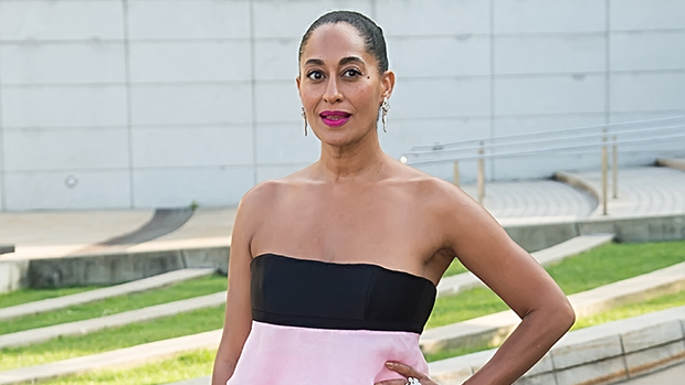 Celebrities arrive to the 2018 CFDA Fashion Awards at Brooklyn Museum in New York. 04 Jun 2018 Pictured: Tracee Ellis Ross. Photo credit: MEGA TheMegaAgency.com +1 888 505 6342 (Mega Agency TagID: MEGA234880_025.jpg) [Photo via Mega Agency]