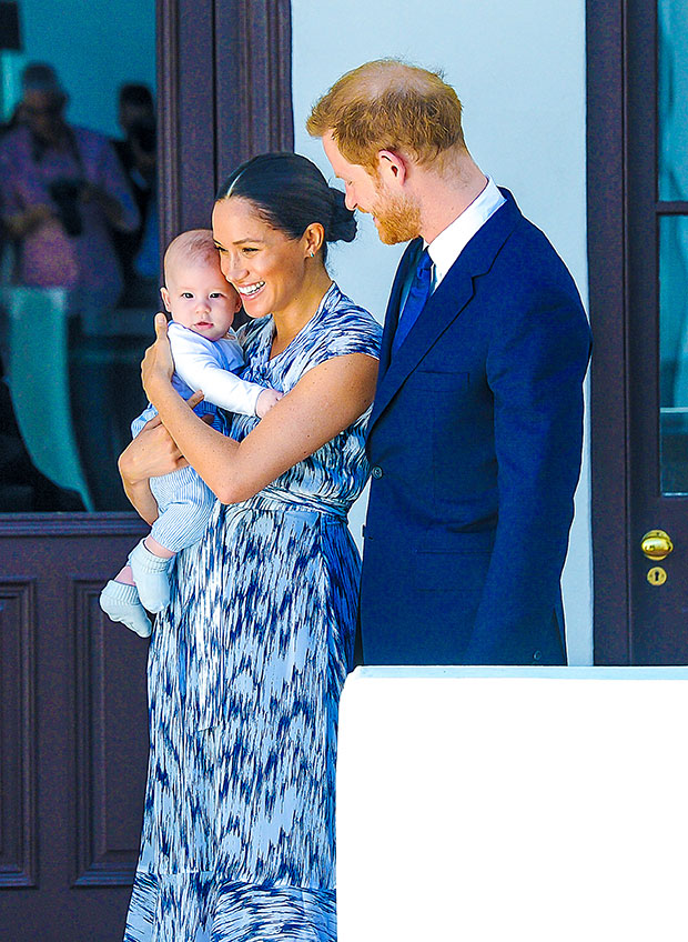 Meghan Markle Prince Harry Archie