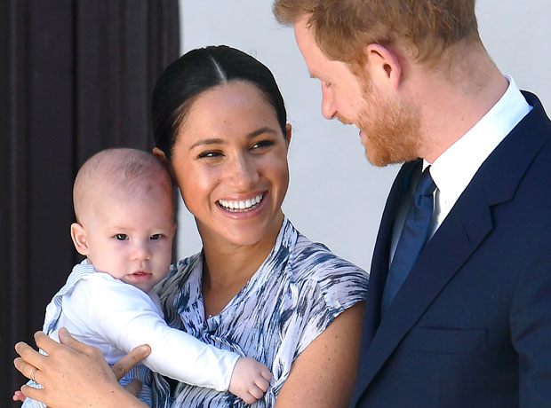 Meghan Markle, Prince Harry, Prince Archie