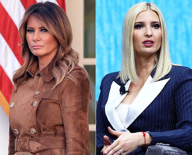 Melania Trump & Ivanka Trump