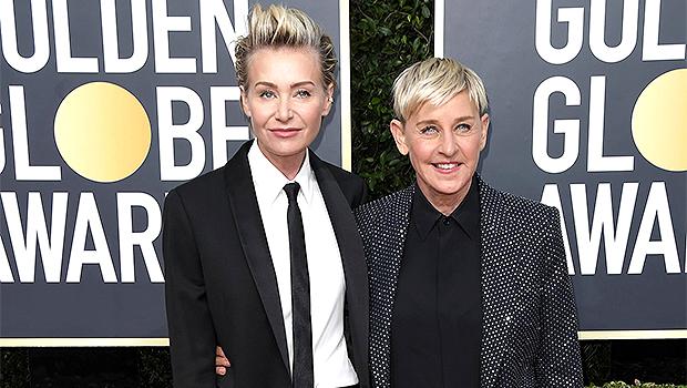 Ellen DeGeneres Portia de Rossi