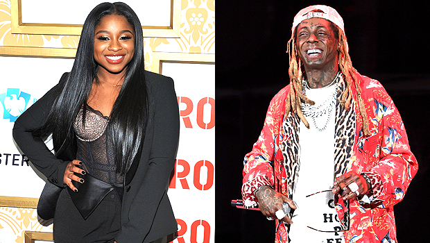 Reginae Carter & Lil Wayne