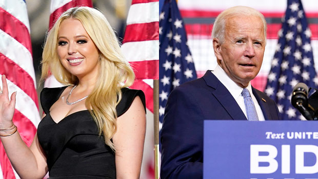 Tiffany Trump, Joe Biden