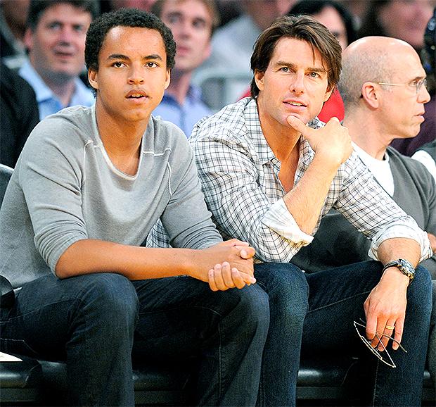 Tom & Connor Cruise