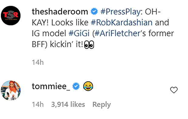 Tommie Lee comment