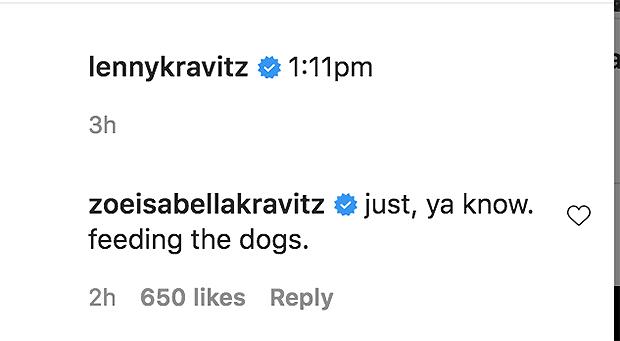 Zoe Kravitz