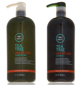 Tea Tree Color Protect Shampoo and Conditioner