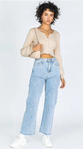 Kalinda denim jeans