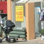 EXCLUSIVE: Usher and girlfriend Jennifer Goicoechea were spotted out in public for the first time with their new born baby girl heading for lunch to Alfred coffee on Melrose Place. 25 Feb 2021 Pictured: Usher and girlfriend Jennifer Goicoechea. Photo credit: MEGA TheMegaAgency.com +1 888 505 6342 (Mega Agency TagID: MEGA735776_002.jpg) [Photo via Mega Agency]