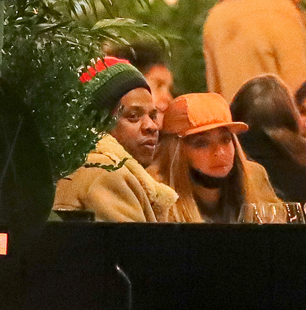Beyonce & JAY-Z in NYC