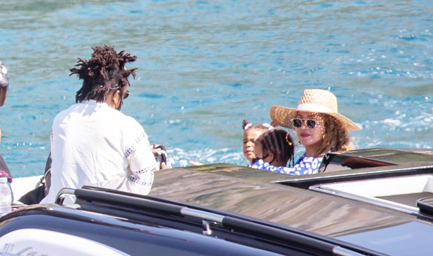 Beyonce, Jay-Z, Rumi & Sir