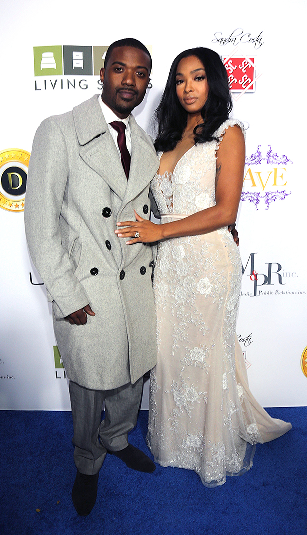 Ray J & Princess Love