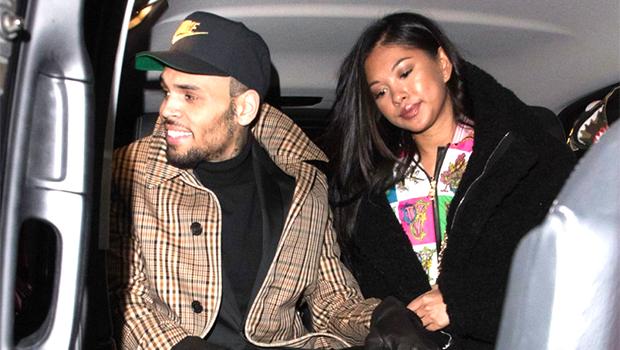 Chris Brown & Ammika Harris