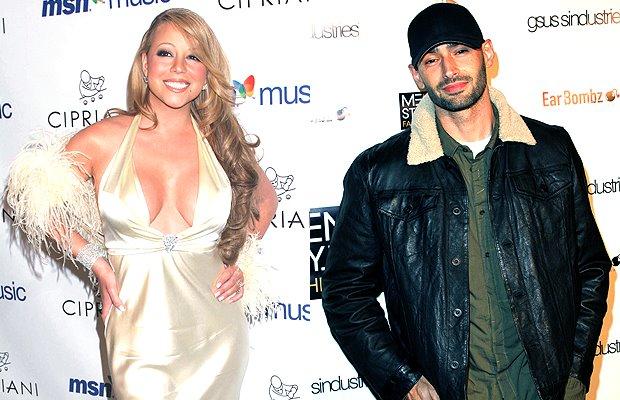 Mariah Carey & Christian Monzon