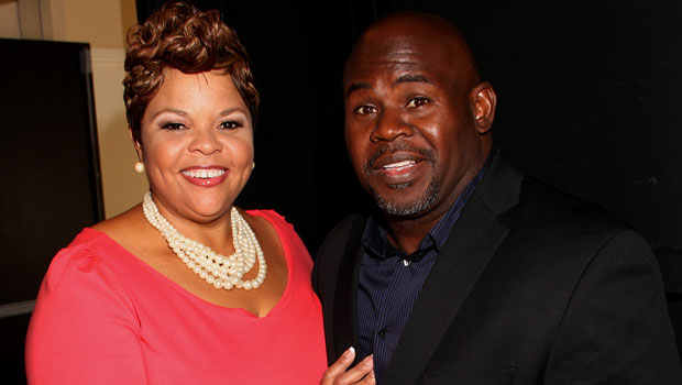 Tamela Mann S Weight Loss Has Husband David Mann Trying To Cop A Feel Hollywood Life