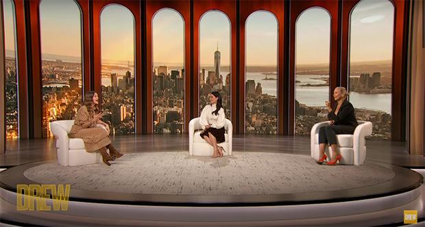 Drew Barrymore, Lucy Liu, Cameron Diaz