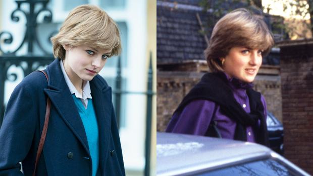 Princess Diana Emma Corrin