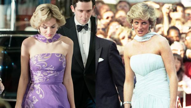 Emma Corrin Princess Diana