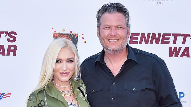 Gwen Stefani & Blake Shelton Move Into New Home