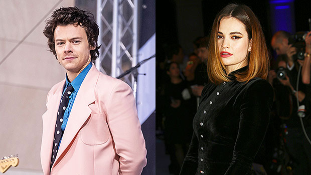 Harry Styles, Lily James