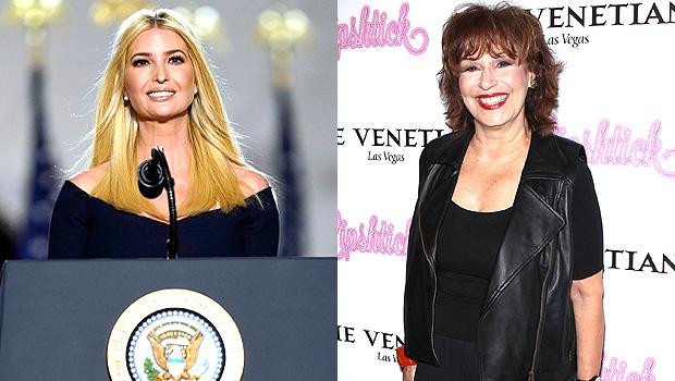 Ivanka Trump and Joy Behar