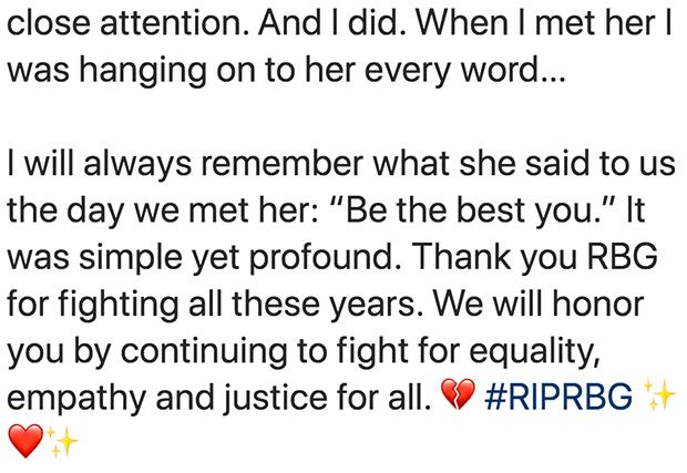 Jennifer Lopez's Instagram