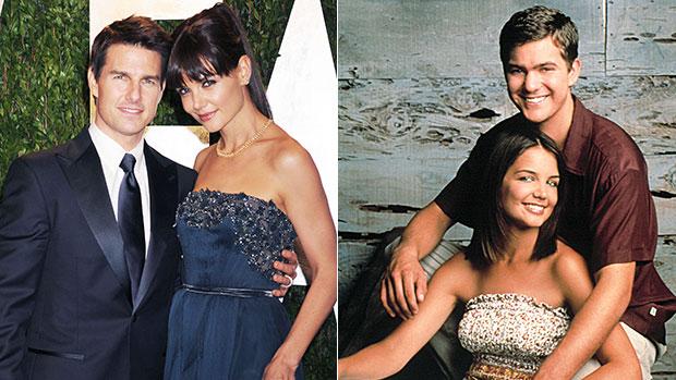 Katie Holmes, Tom Cruise, Joshua Jackson