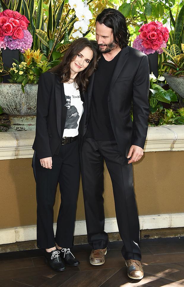 Keanu Reeves Winona Ryder
