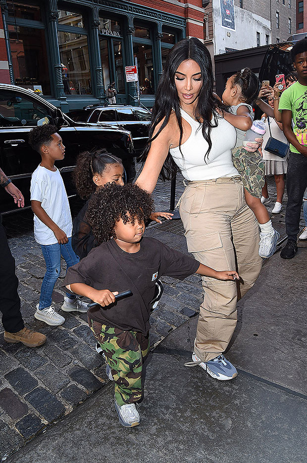 Kim Kardashian's Kids