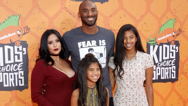 Kobe Bryant, Vanessa Bryant, Daughters