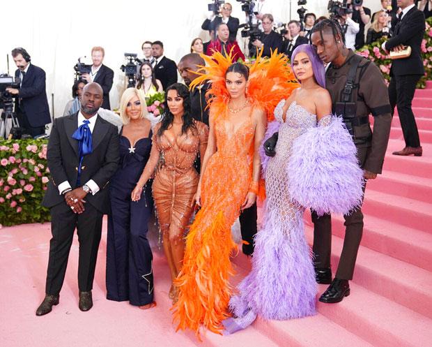 Kris Jenner Family