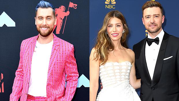 Celebrity News: Lance Bass, Jessica Biel, Justin Timberlake