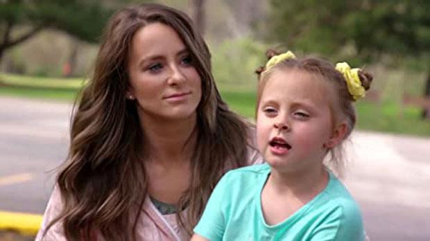 Leah Messer, Daughter