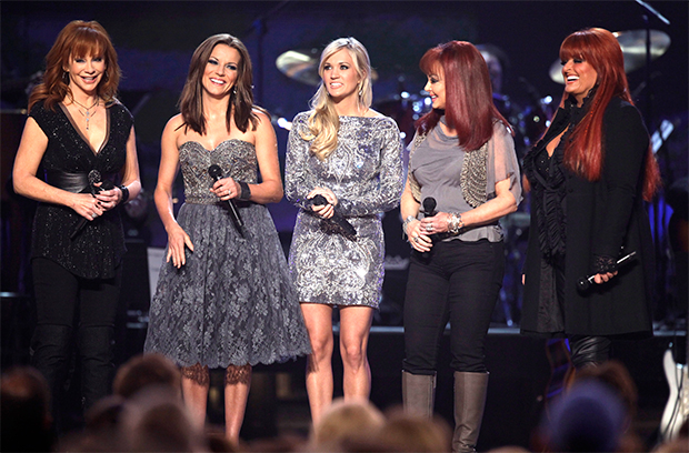 Girls Night Out: Superstar Women of Country 2011 event in Las Vegas