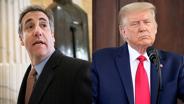 Michael Cohen Donald Trump