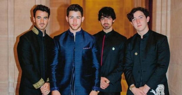 Nick Jonas, Kevin Jonas, Joe Jonas, Frankie Jonas