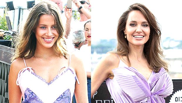 Nicole Poturalski, Angelina Jolie