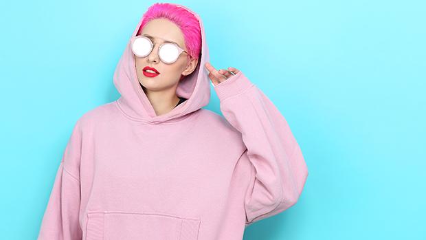 Oversized hoodies