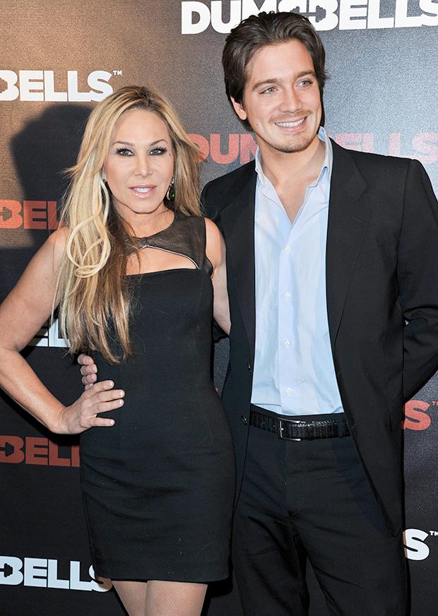 Adrienne Maloof & Jacob Busch