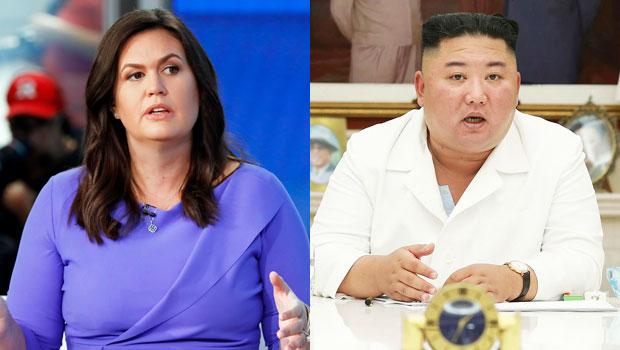 Sarah Huckabee Sanders Kim Jong Un