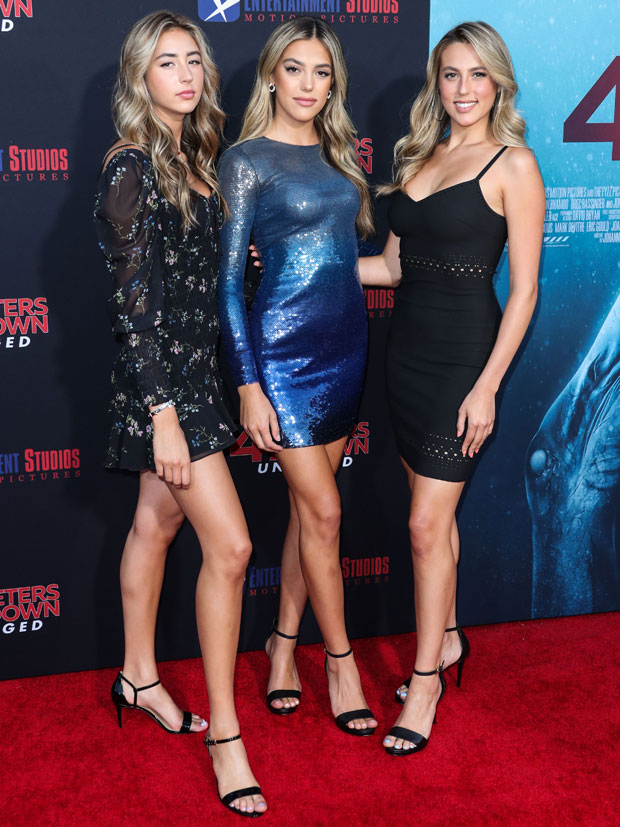 Sylvester Stallone Daughters Dating Advice