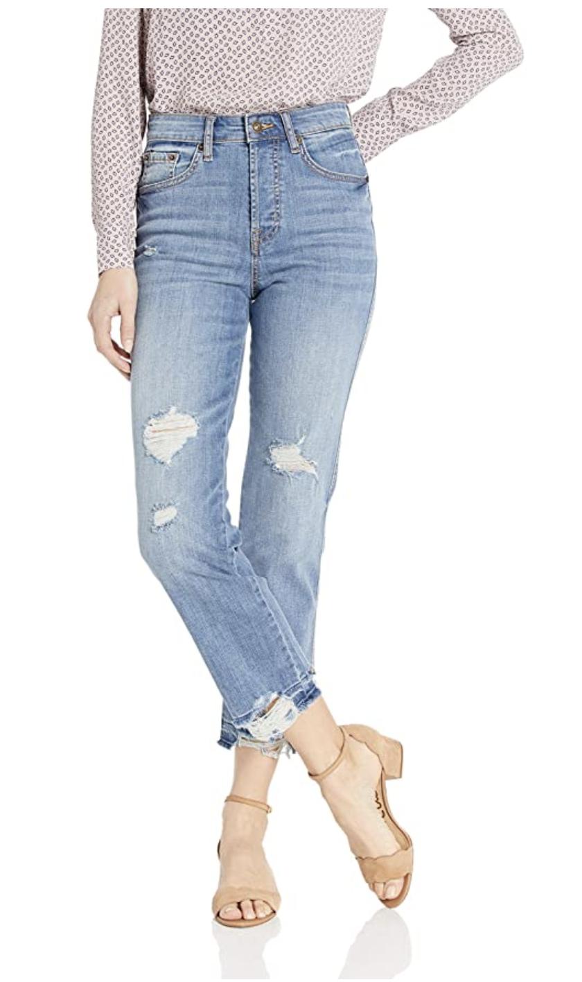 Ella Moss Ripped Jeans