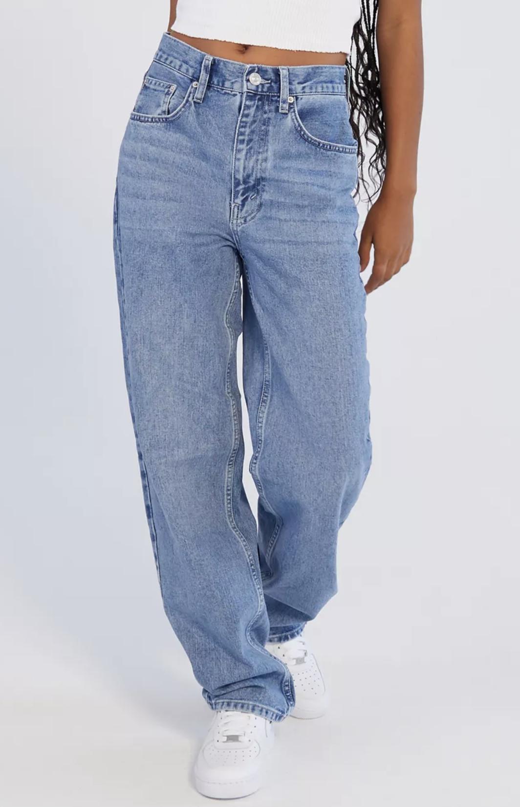 Baggy High Waist Jeans