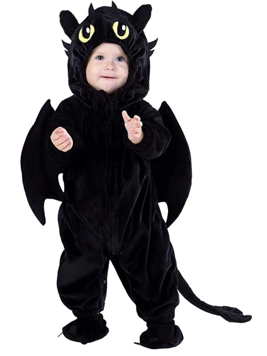 how to train your dragon baby costume