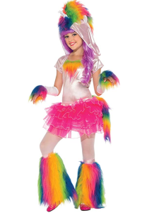 Colorful Unicorn Costume