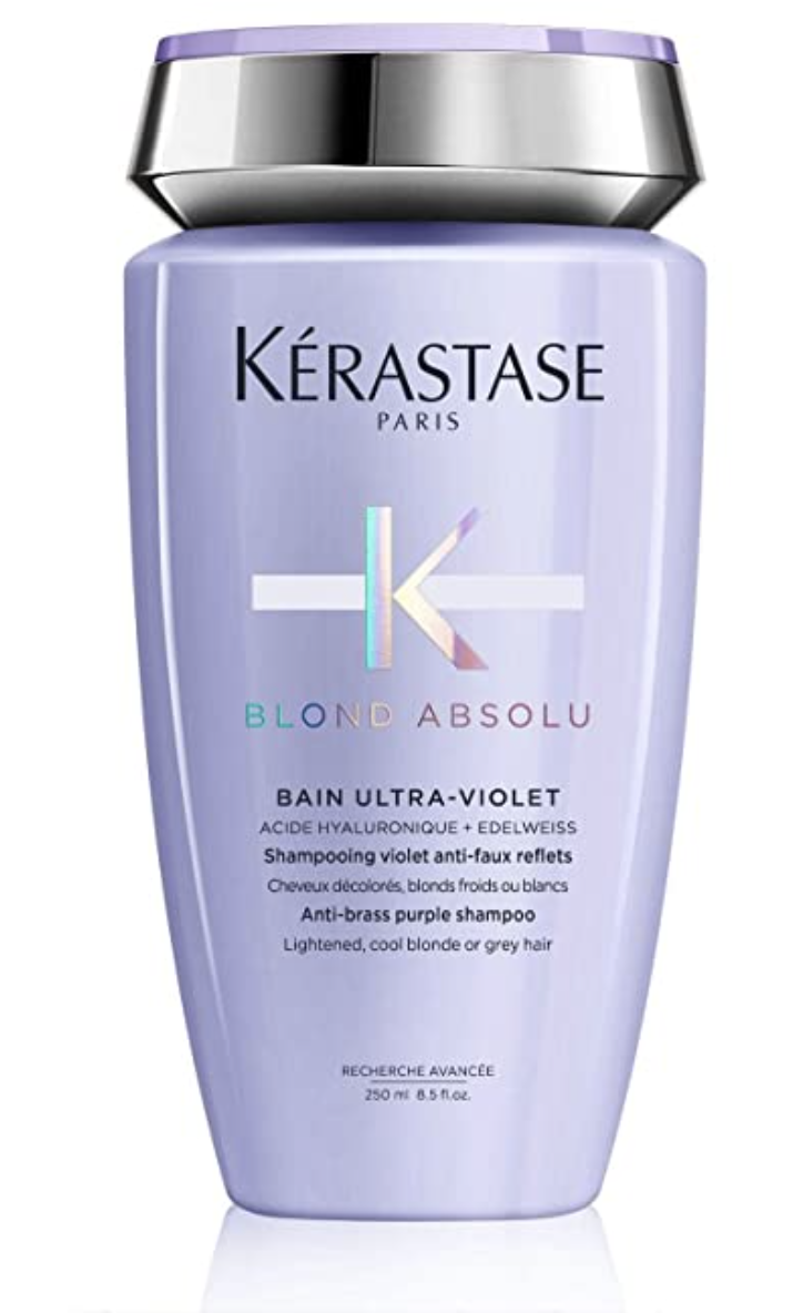 kerastese anti-brass purple shampoo