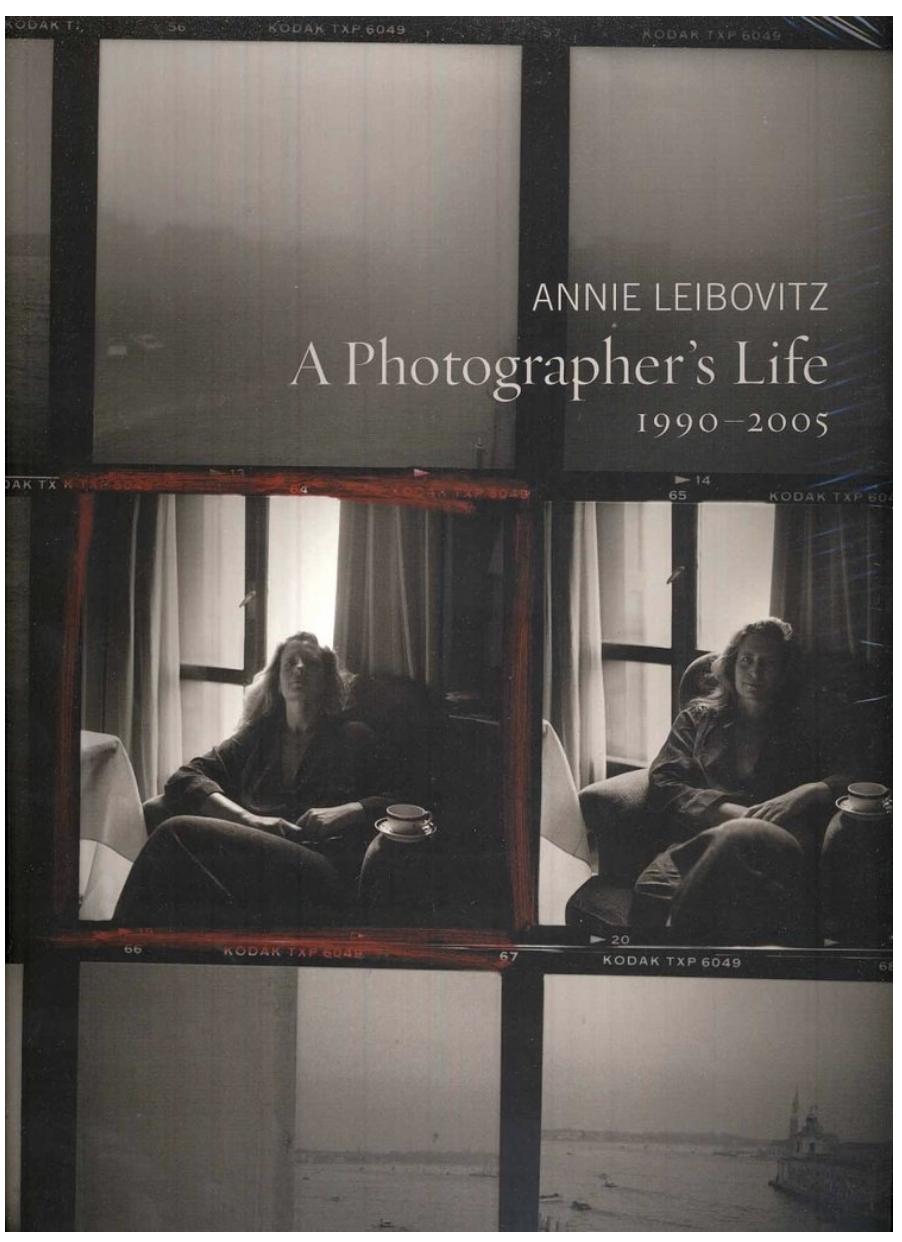 A Photographer's Life: 1990-2005 book