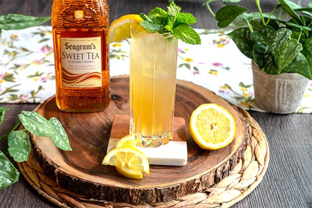 Seagram's Sweet Tea Arnold Palmer
