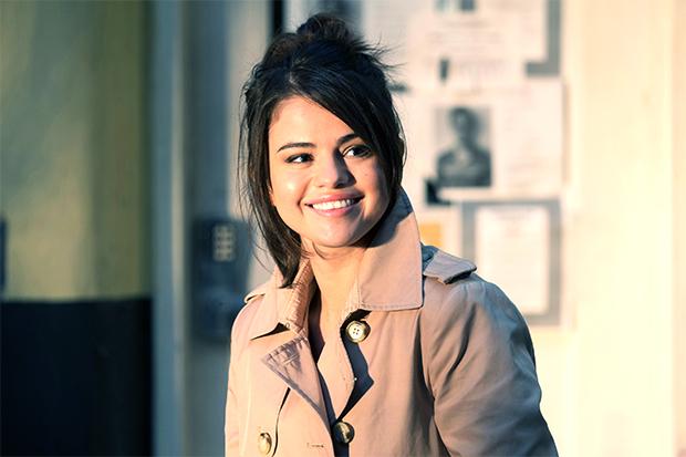 Selena Gomez in 'A Rainy Day In New York'